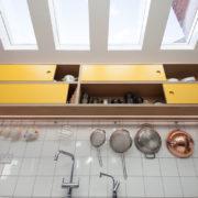 Plywood sliding cupboards