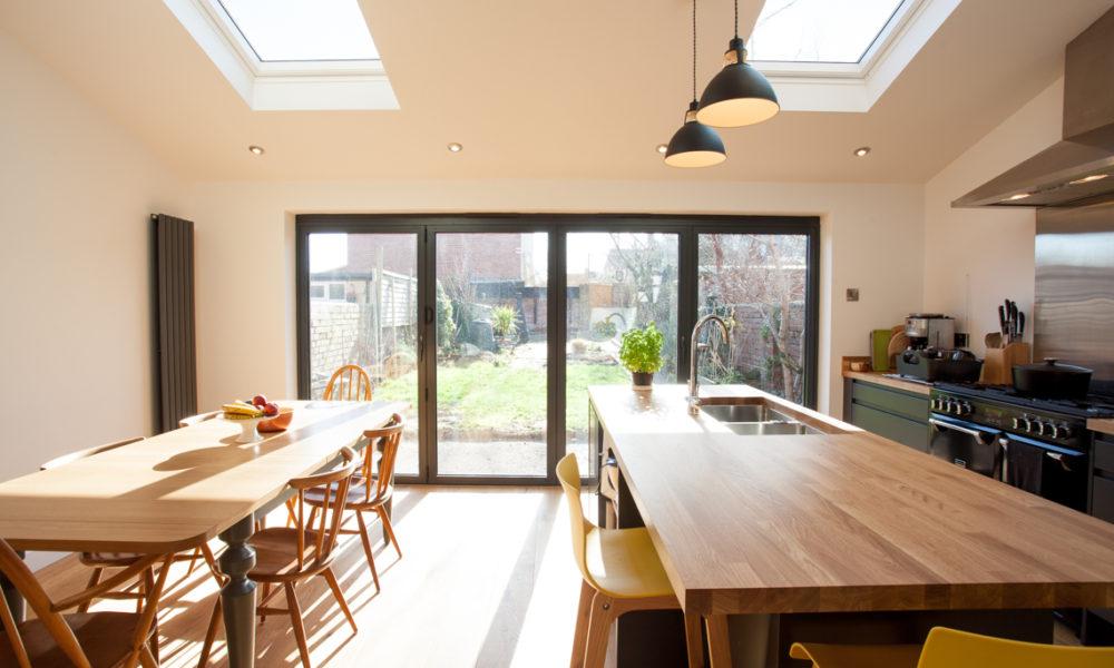 Kitchen-bifolds
