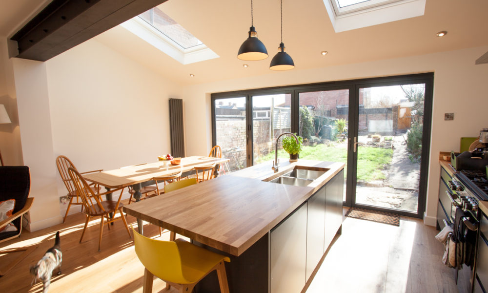 Kitchen-dining-extension
