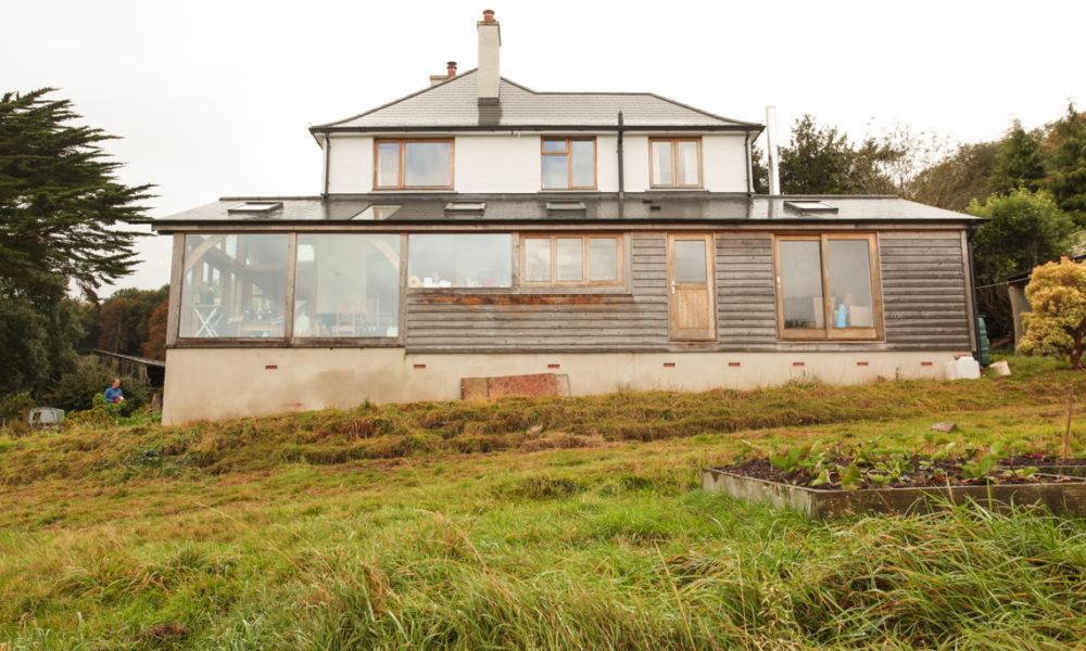 Farmhouse extension 09