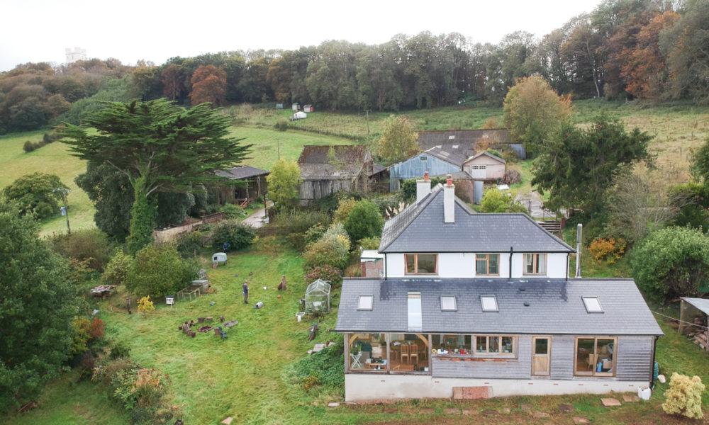 Farmhouse extension 15