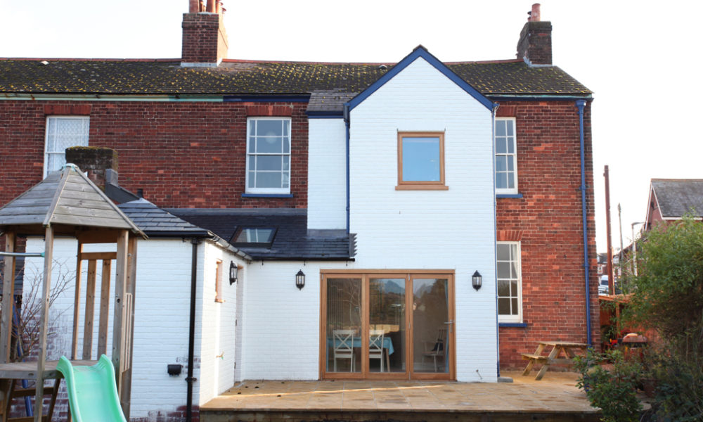 Listed Building extension 22