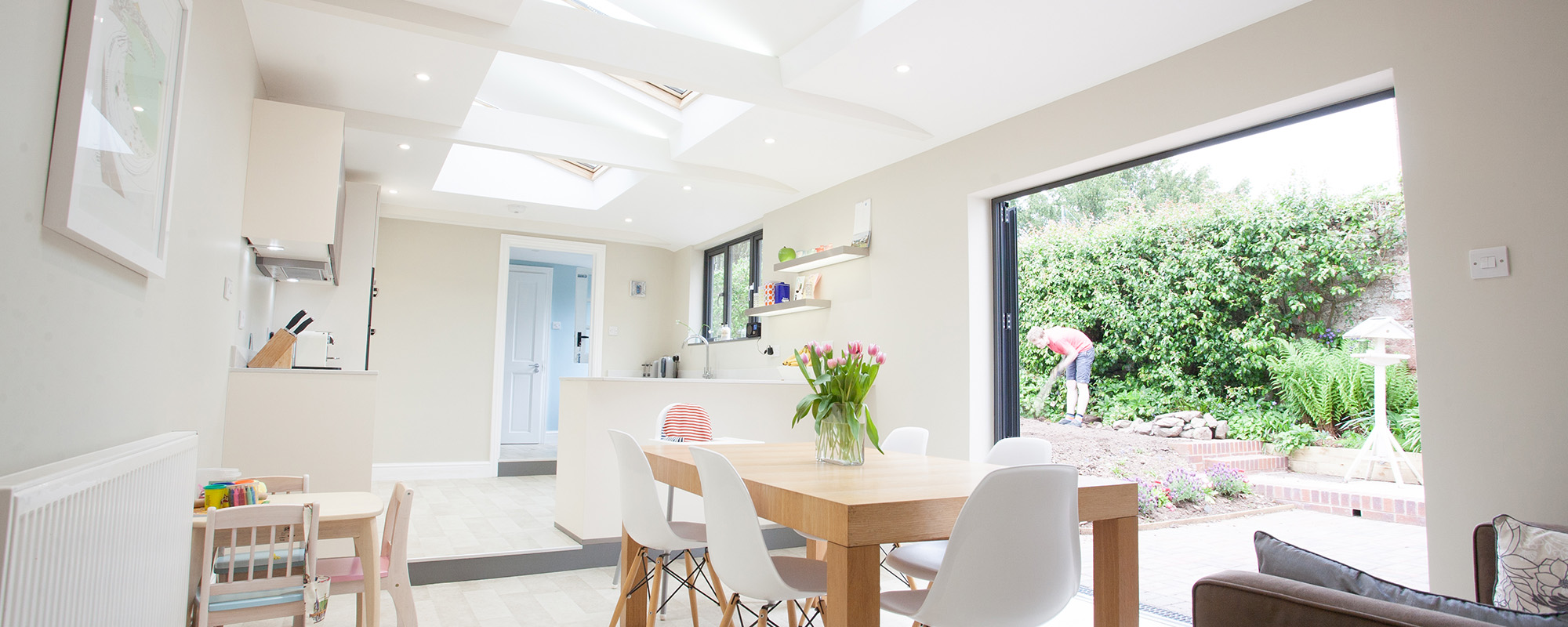 Listed kitchen conversion