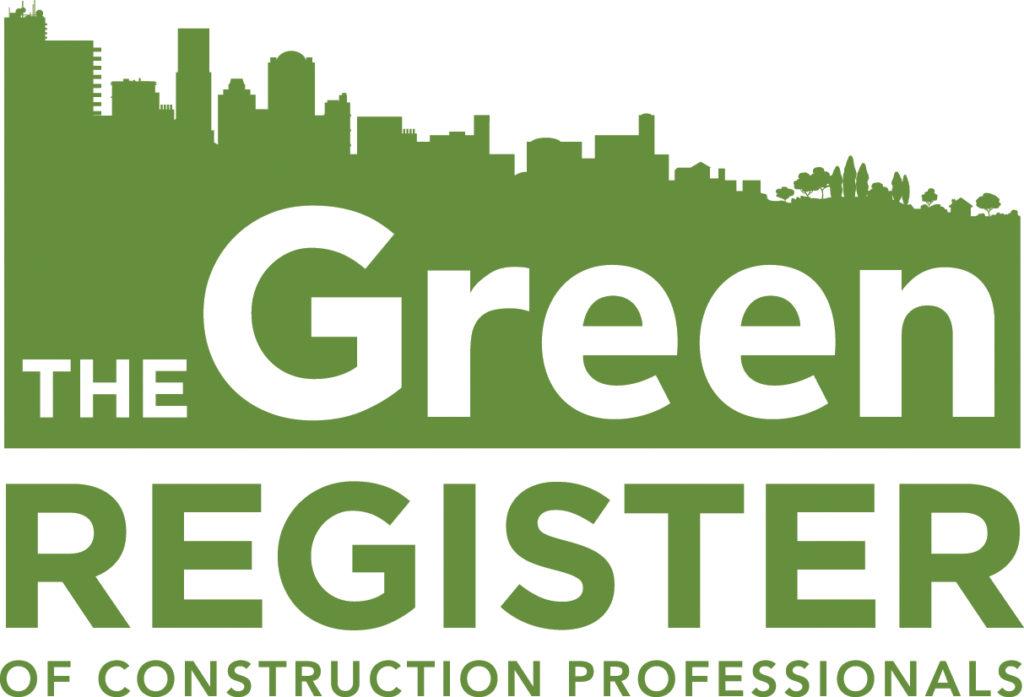 Logo of The Green Register