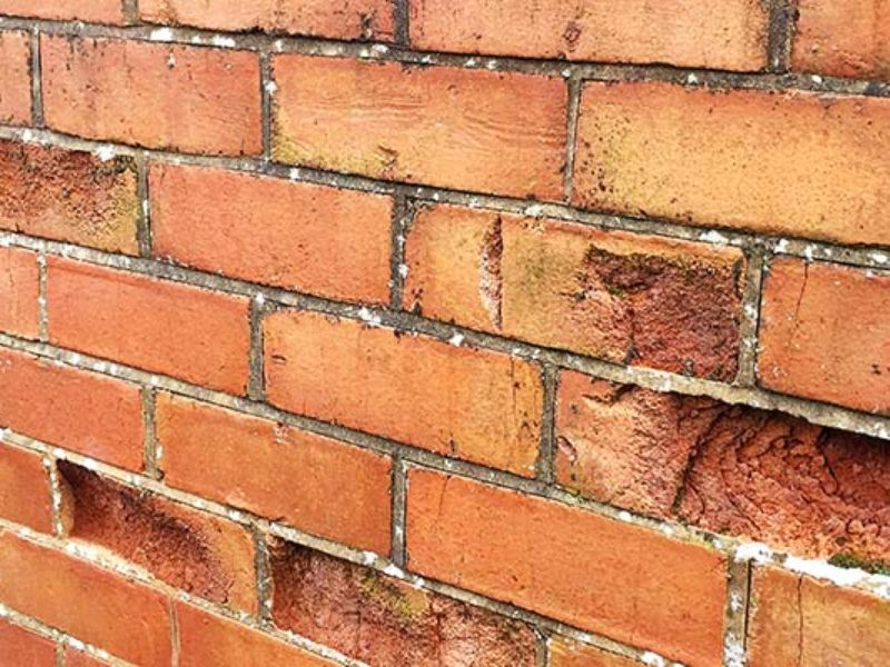 Spalled Bricks featured image