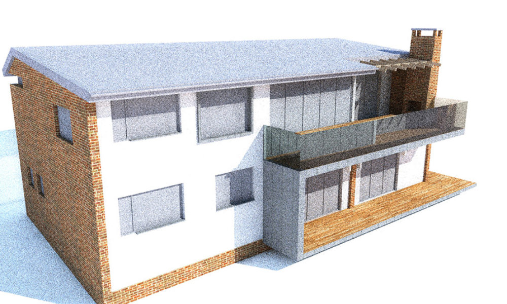 render A view 1